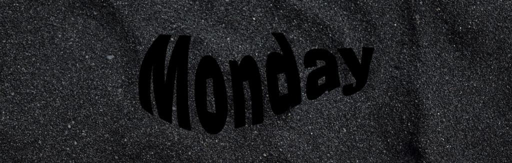 Musta maanantai