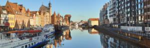 Budjettimatka Gdanskiin