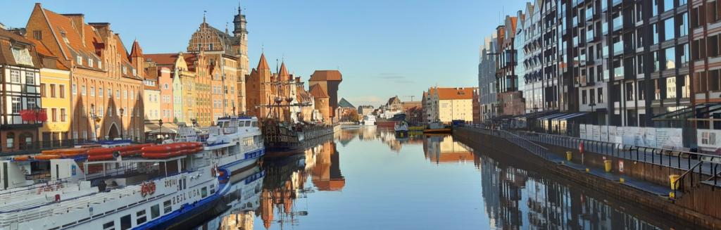 Halvin rantakohde euroopassa löytyy Gdanskista Puolasta