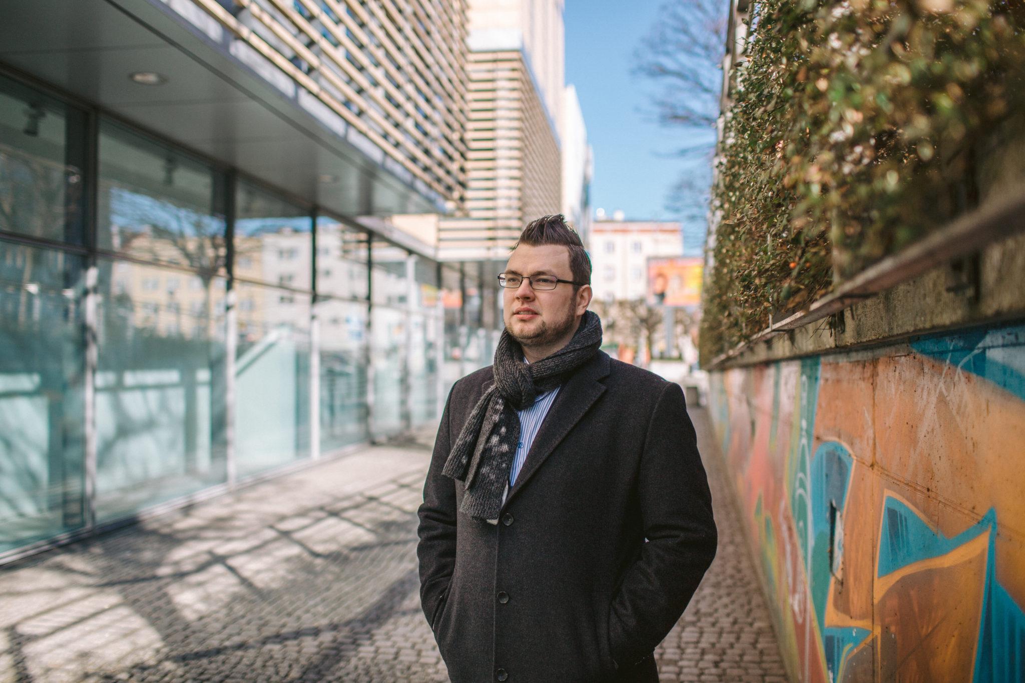 Harri Riihimäki Vuokranantajat ry haastattelu